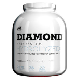 Diamond Hydrolysed Whey Protein - srvátkový hydrolyzát