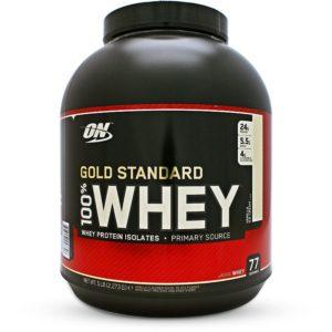 100% Whey Gold Standard recenzia