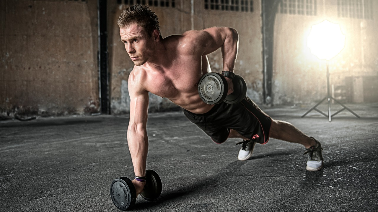 Cvičenie s vlastnou váhou
