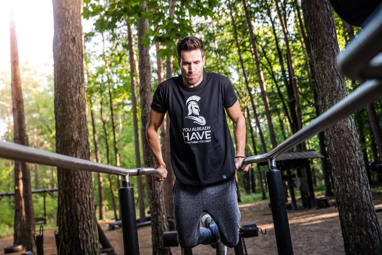 cvičenie s vlastnou váhou - akyprotein.sk 2