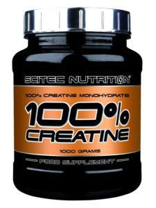 Creatine 100% Scitec nutrition - akyprotein.sk 1