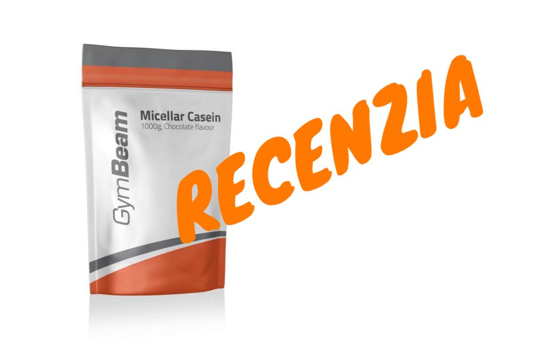 RECENZIA: Micellar Casein