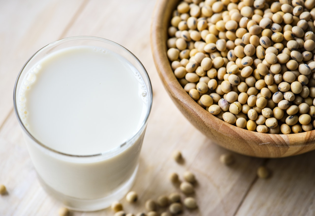Sójový proteín pod drobnohľadom
