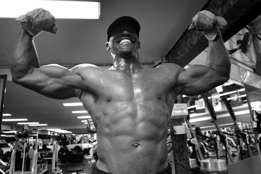 tréning bicepsov - akyprotein.sk 3