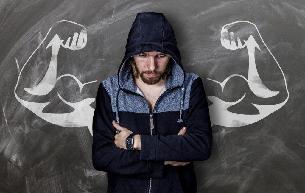 tréning bicepsov - akyprotein.sk