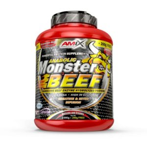 Anabolic monster beef - akyprotein.sk