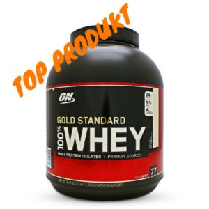 100% Whey Gold Standard - topprodukt