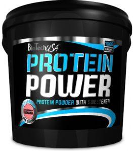 biotech usa protein power - recenzia