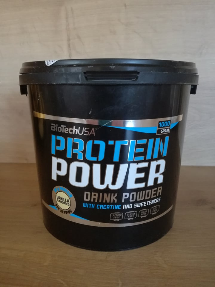 biotech usa protein power - recenzia 2