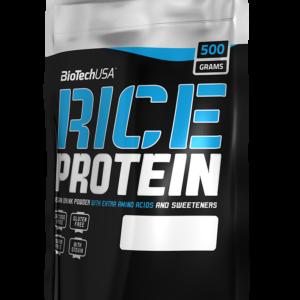 Ryžové proteíny