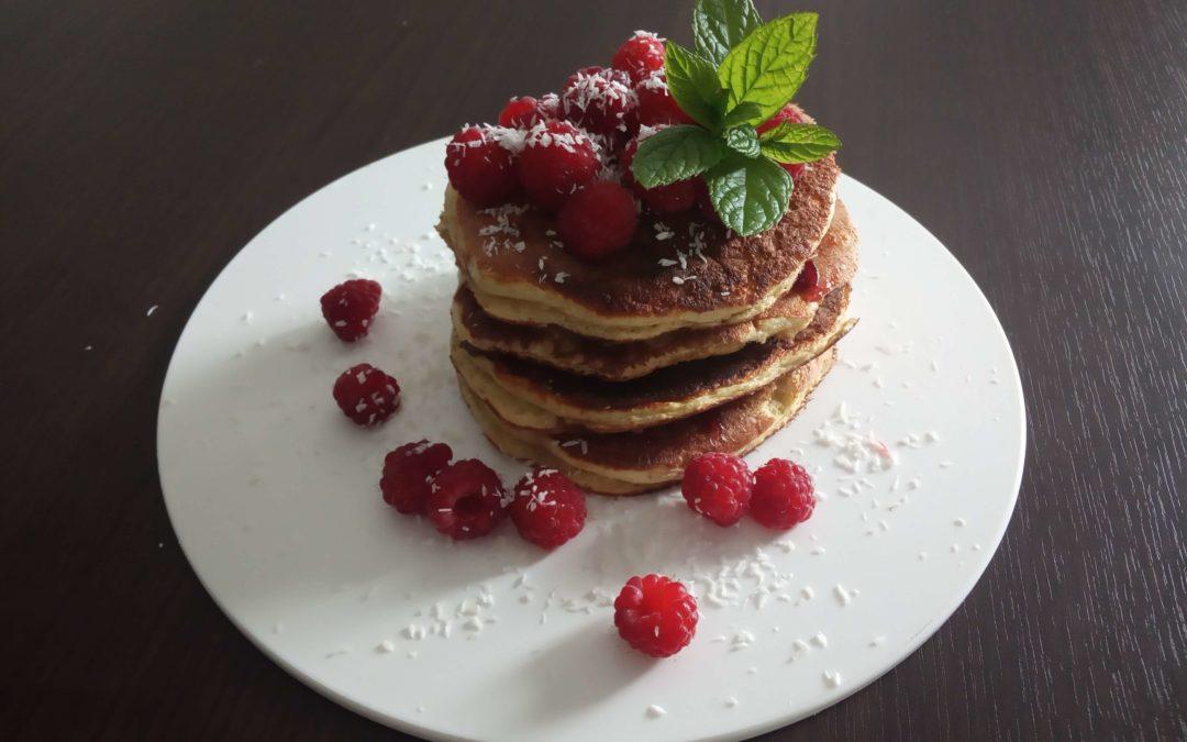 Zdravé proteínové lievance