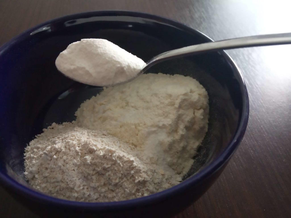 Suché ingrediencie