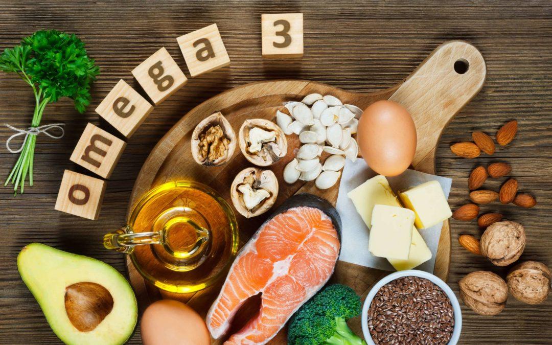 Omega 3 mastné kyseliny sú dôležité pre váš mozog a oči