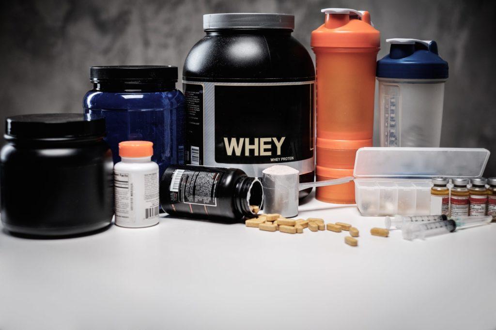 Doplnky výživy - proteín