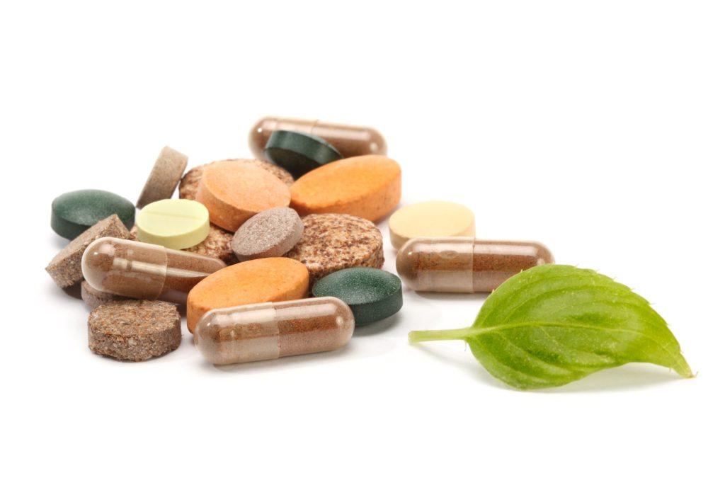 Doplnky výživy - multivitamín