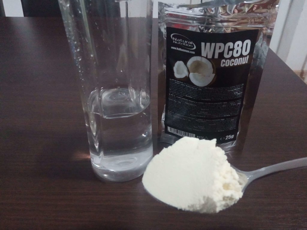 WPC 80 Natural Nutritition - recenzia