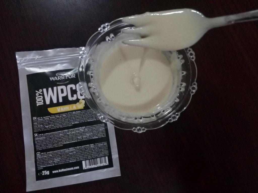 Mlieko a proteín