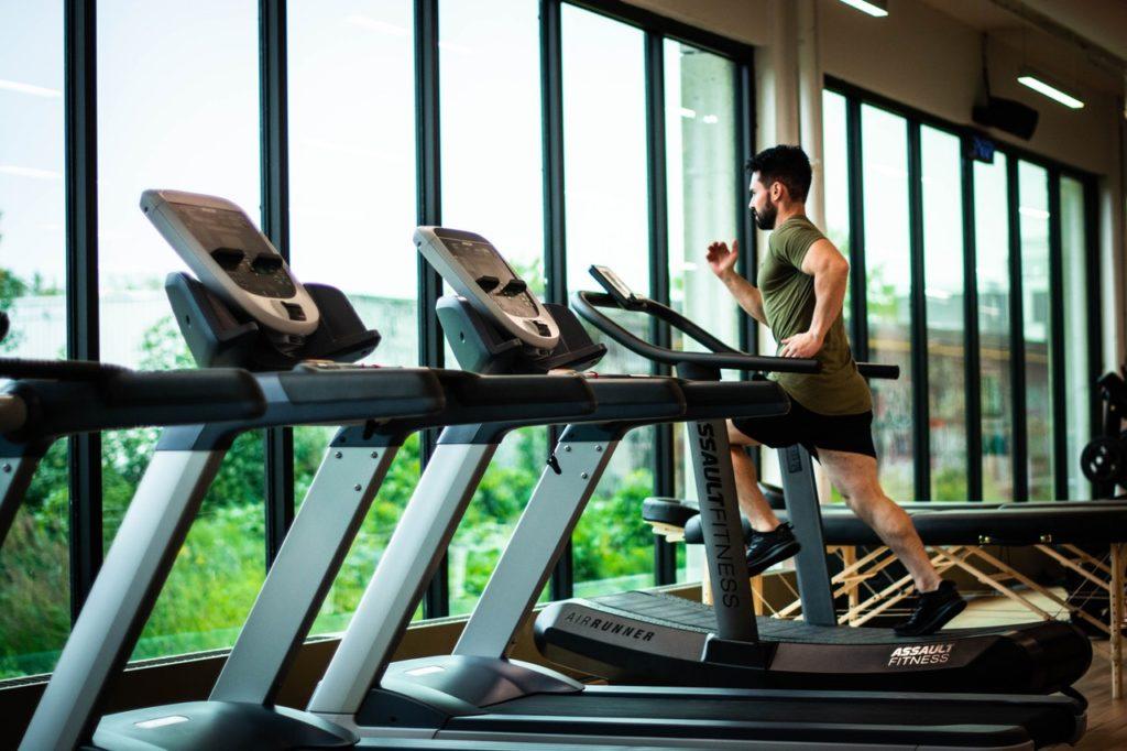 HIIT tréning - šprint