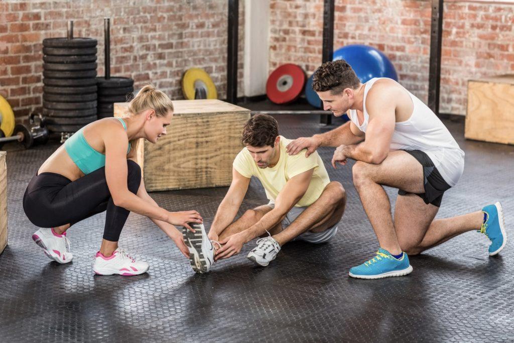 Ako znížiť riziko zranenia pri cvičení