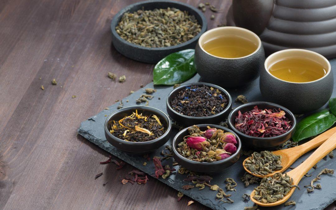 Zelený čaj a jeho pozitívne účinky na zdravie