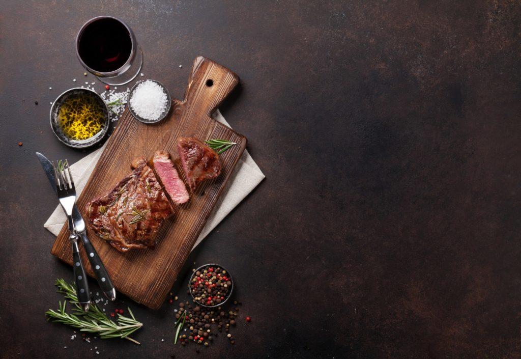 Ketogénna diéta - mäso