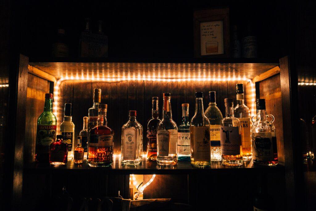 Alkohol a posilňovanie